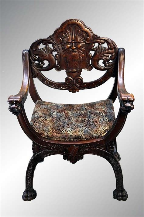 Antique Carved Mahogany Fancy Arm 19 Best Chairs Images On Chairs Armchairs And