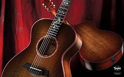 Guitar Taylor Acoustic Guitars Wallpapers Wallpapersafari