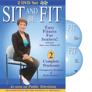 sit and be fit tv show tvguide com