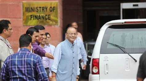 Arun Jaitley Resumes Office As Finance Minister Three