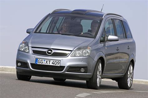 Opel Zafira Review by 2007 Opel Zafira Picture 163264 Car Review Top Speed