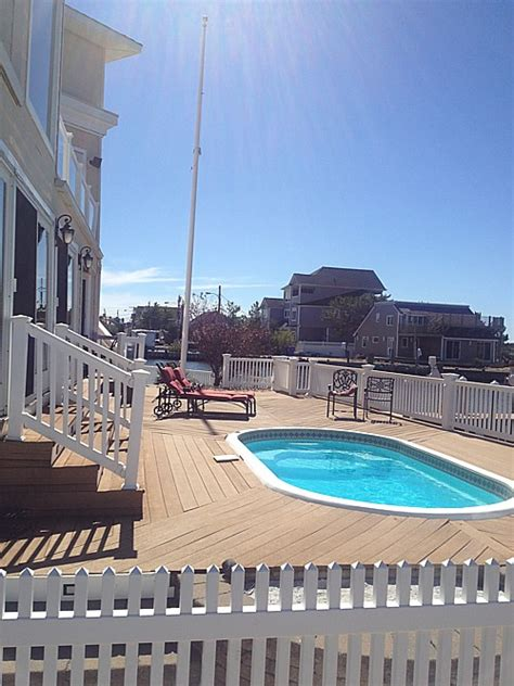 Boat Rentals Lavallette Nj by Lavallette Ortley 6 Bedroom 5 Bath Bay Front House W