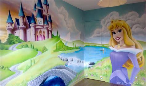 chambre fille princesse deco chambre fille princesse