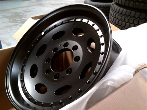 vision heavy hauler  matte wheels jk motorsports