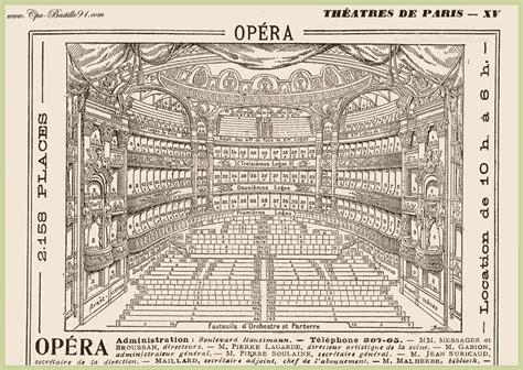 plan numerote salle opera bastille plan opera de le disque a plumes