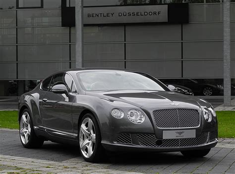 file bentley continental gt ii frontansicht 1 30