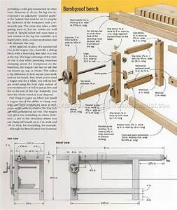 Ultimate Workbench Plans • WoodArchivist
