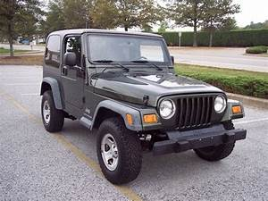 Sell Used 2006 Jeep Wrangler Se 4wd  Hardtop  4 Cylinder