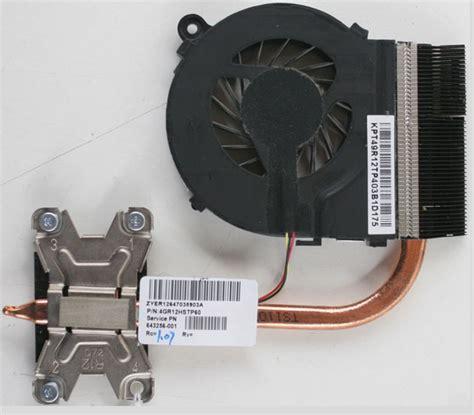 laptop cpu fan price hp pavilion g6 laptop internal heatsink with cpu fan