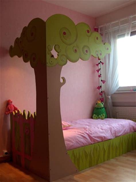 chambre dans un arbre un lit dans un arbre magique chambres d 39 enfants