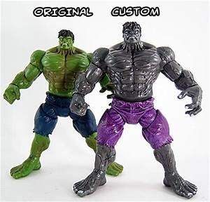 Image Gallery Silver Hulk