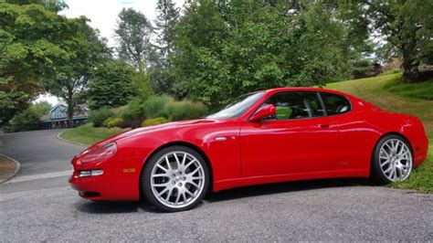 Sell Used 2004 Maserati Coupe In Arcade, New York, United