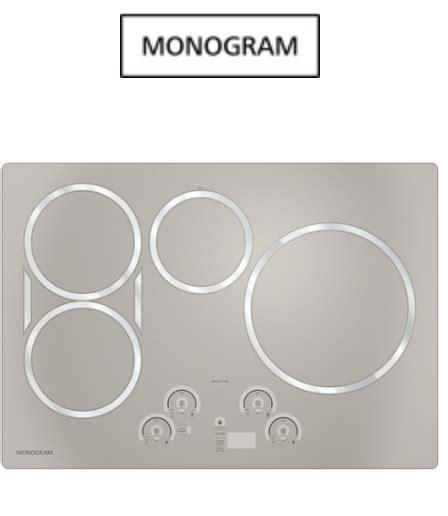 ge monogram  induction cooktop induction cooktop monogram appliances