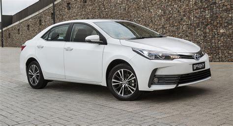 Toyota Car : 2017 Toyota Corolla Sedan Pricing And Specs