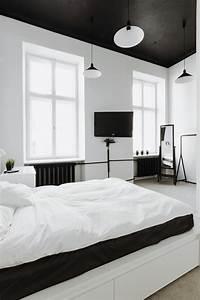 Wie Streicht Man Eine Decke : ideen f r schlafzimmer wie gestaltet man die decke im schlafzimmer ~ Buech-reservation.com Haus und Dekorationen