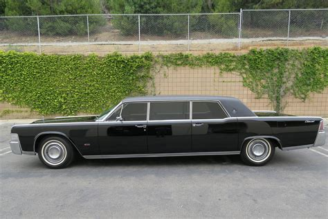 Lincoln Limousine by Ride Like The King Of Cool In Steve Mcqueen S 1965 Lincoln