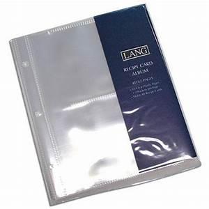 plastic binder sleeves recipe in recipe organizers With clear binder sleeves