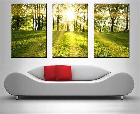 Canvas Triptych Wall Art - Elitflat