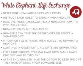 madebycristnamarie com white elephant printables