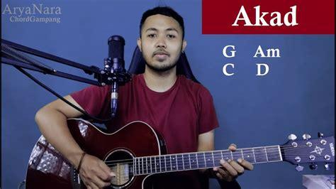 Chord payung teduh akad int f#m b 3x e. Chord Gampang (Akad - Payung Teduh) by Arya Nara (Tutorial ...