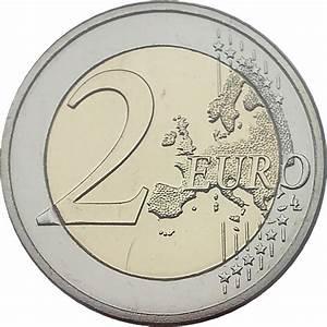 Euro 2 Steuern Berechnen : 2 euros hymne national luxembourg numista ~ Themetempest.com Abrechnung