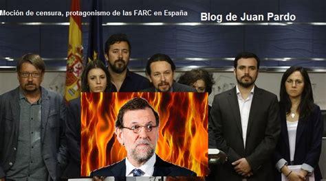7am a 6pm.entrada libre al evento. Blog de Juan Pardo: Pablo Iglesias plantea una moción de ...