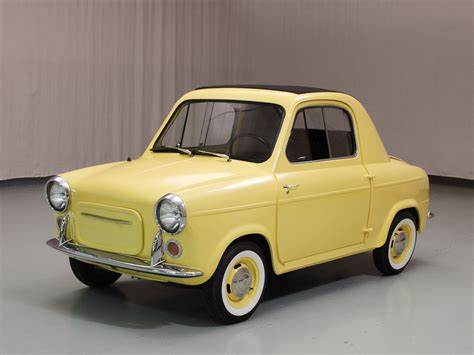 Vespa 400 Car For Sale by Vespa 400 Classic Car Weekly