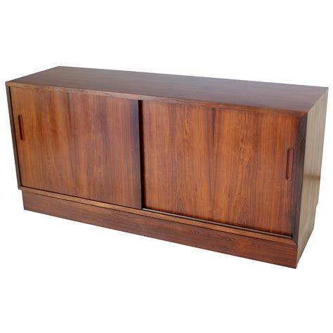 Rosewood Sideboard by Rosewood Sideboard Cabinet By Kristiansen