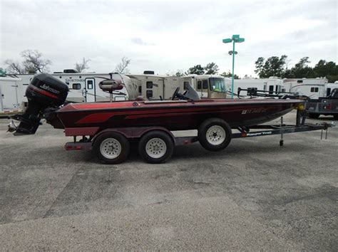 Ranger Bass Boat Trailer Weight by 1995 Ranger 487vs Bass Boat In Conroe Tx Park And Sell