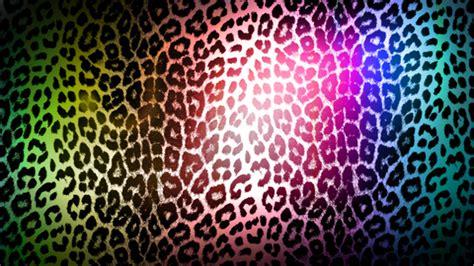 Cheetah Print Desktop Wallpaper Colorful Leopard Print Wallpapers Hd High Definition Desktop Wallpapers Wallpaper Pinterest