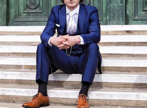 braune schuhe blauer anzug 1001 ideen wie blauer anzug braune schuhe und passende accessoires kombiniert werden modern