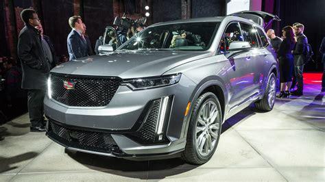 Cadillac Suv 2020 by 2020 Cadillac Xt6 A More Genteel Three Row Crossover Suv