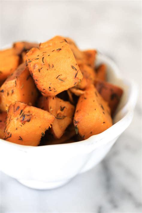 rosemary coconut stove top sweet potatoes rabbit food bunny teeth