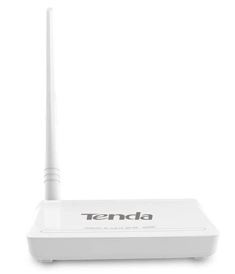 tenda 150 mbps wireless adsl2 modem router te d152