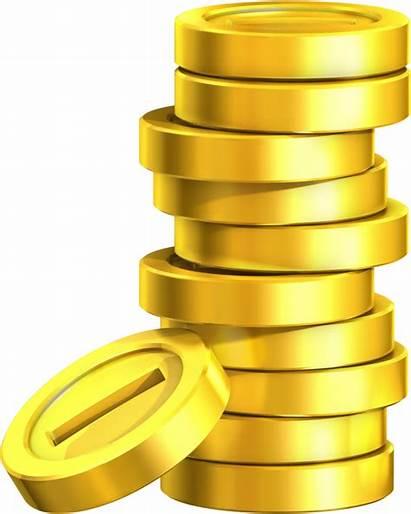 Mario Coin Super Bros Clipart Coins Transparent