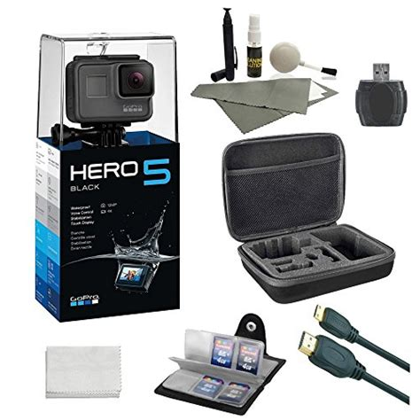 gopro hero black items gb micro sd case