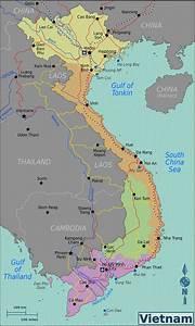kaart Vietnam CC burmesedays - Zuidoost-Azie Magazine
