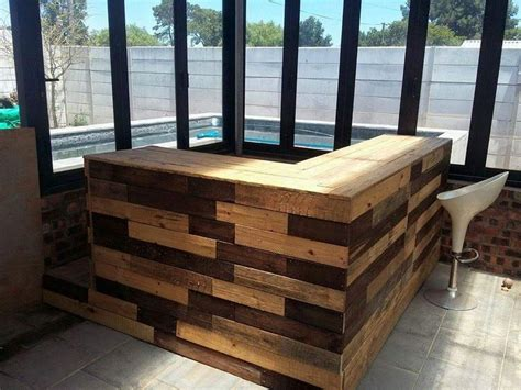 wood pallet recycled  creative ways pallet wood projects