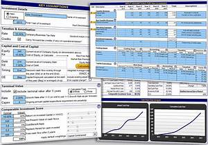 excel business valuation template With company valuation template excel