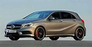 Mercedes A45 Amg Prix : mercedes a45 amg bumped to 381hp gearopen ~ Gottalentnigeria.com Avis de Voitures