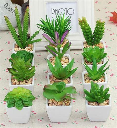 model tanaman hias meja kerja bagus bagi