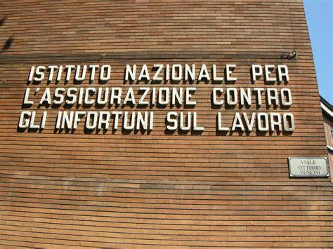 Inps Sede Di Prato by Inail Rivalutazione Delle Prestazioni Economiche Per