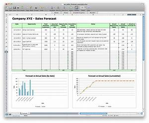 sales forecast spreadsheet template forecast spreadsheet With 5 year sales forecast template
