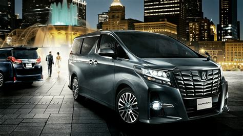 Toyota Alphard 2019 by 2019 Toyota Alphard Interior Picture New Autocar Release