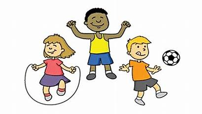 Gym Clipart Class Fun Fitness Sport Ones