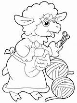 Sheep Coloring Pages Elk Bull Animal Coloringtop sketch template