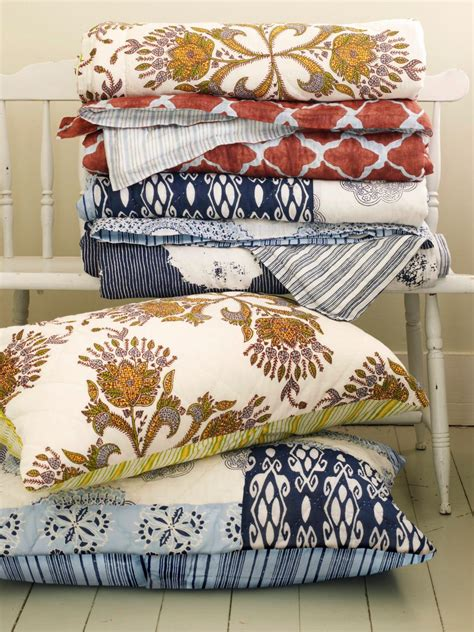 Robshaw Coverlet by 6 Tips For Selecting Luxurious Bedding Hgtv