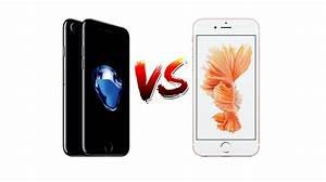 Comparatif Iphone 6 Et Se : iphone 7 vs iphone 6s comparatif des smartphones apple ~ Medecine-chirurgie-esthetiques.com Avis de Voitures
