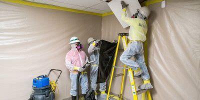 hiring  asbestos abatement company eeg