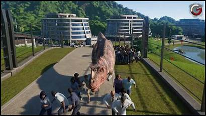 Jurassic Evolution Steam Community Characters Park Funny